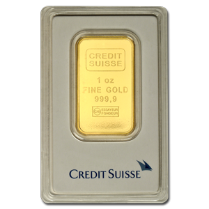 Credit Suisse Gold Bars Gold Ira Guide