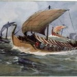 Isle of Man Nobles feature the image of a Nordic Viking raiding vessel.