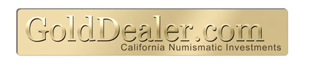 California Numismatic Investments Logo