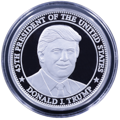 Trump Freedom Coin 2020 Review